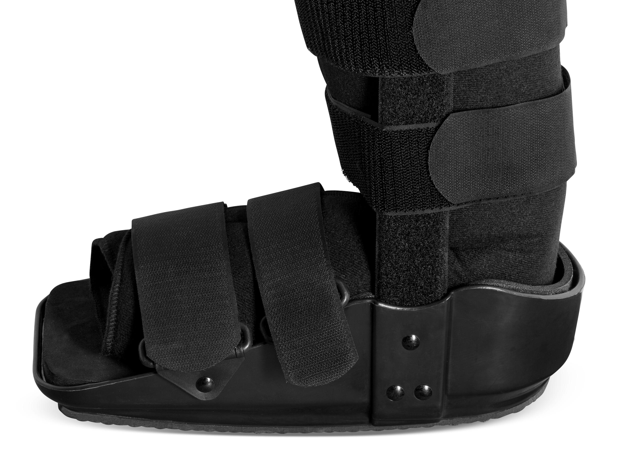 air walker boot instructions